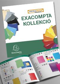 Exacompta katalogus-banner