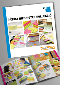 Info Notes katalogus-banner