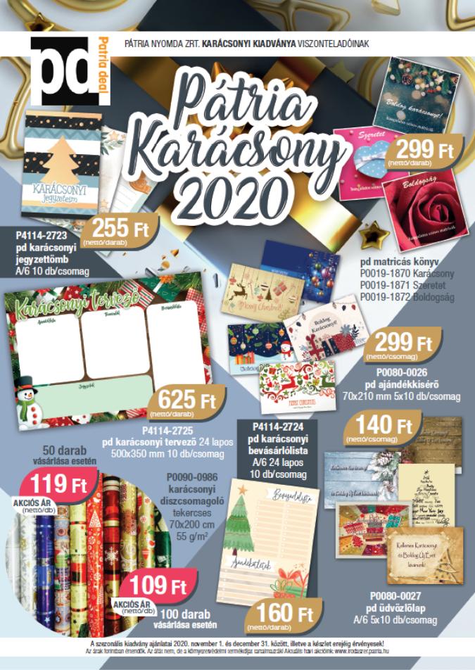 Pátria karácsony 2020 675×952